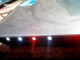 Toshiba L745 Blinking Dan Mati sendiri