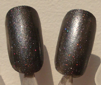 e.l.f. Nail Polish in Metal Madness review swatches