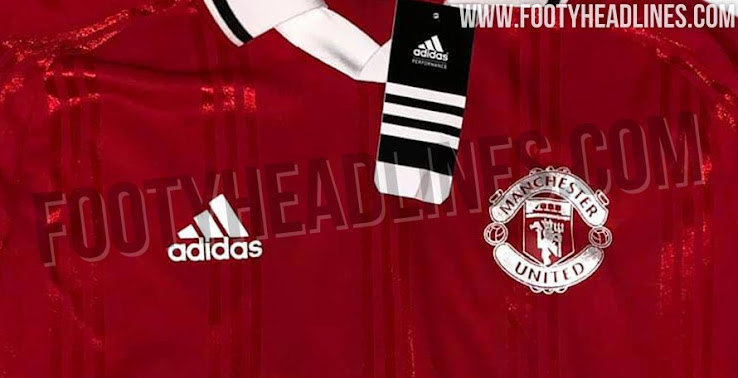 de6f1b1ef adidas manchester united 19-20 icon retro jersey leaked - footy