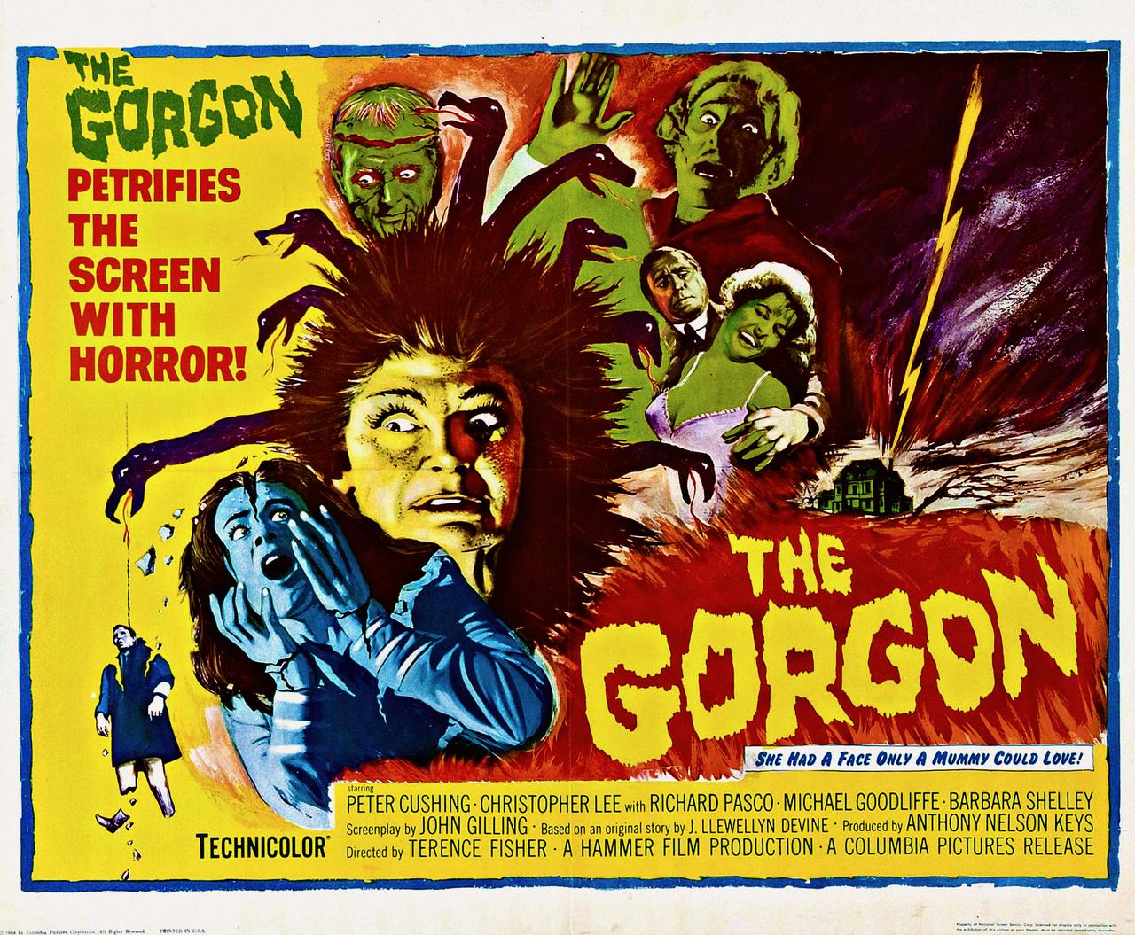 The Gorgon 1964 Torrent Download