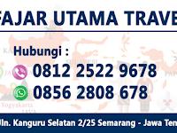 Jadwal Travel Malang Sragen  | Fajar Utama