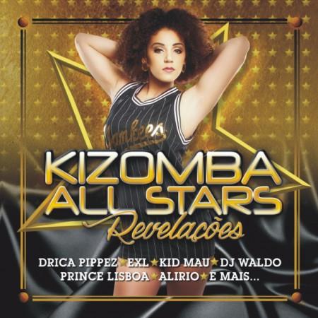 Kizomba All Stars Revelações 2016 capa kizomba all stars