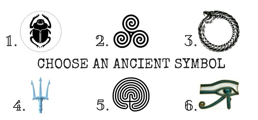 Wisdom Path Choose An Ancient Symbol To Uncover What Your Soul