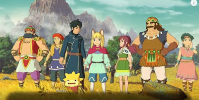 Ni No Kuni 2, Revenant Kingdom, Mouse Ruler