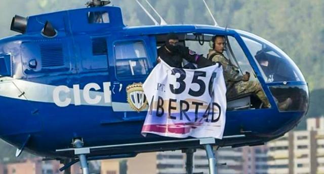 Venezuela: Opositores atacan con granadas instituciones del Estado