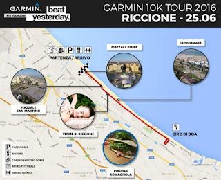 GARMIN 10K TOUR - Riccione
