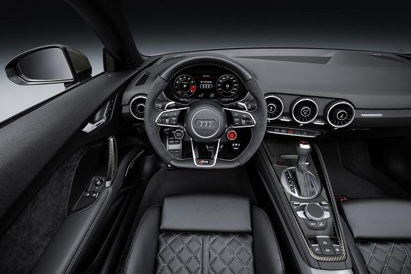 Interior Audi TT RS