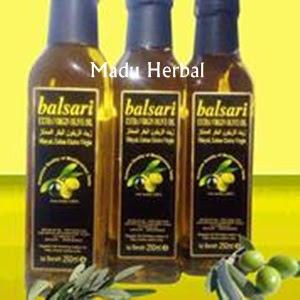 Minyak zaitun extra virgin olive oil pasti murah di madu herbal