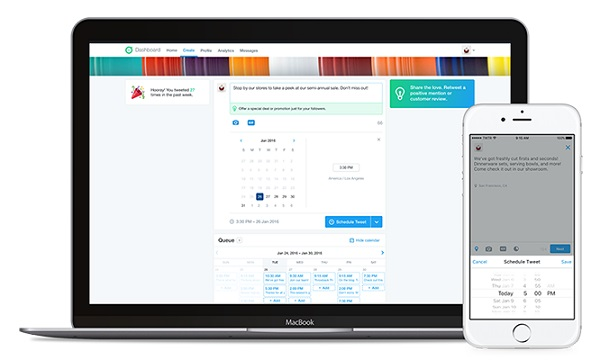 Twitter Dashboard app released for iOS and Desktop