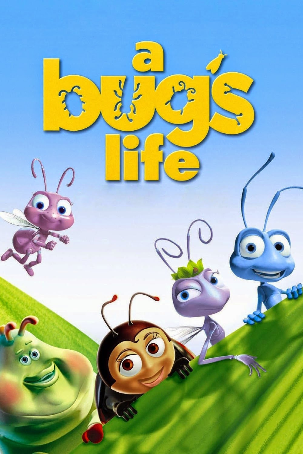 A Bug's Life 1999 - Full (HD)