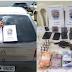 Elementos são detidos por roubo, porte ilegal de arma de fogo e agressão, em São Bento do Una, PE