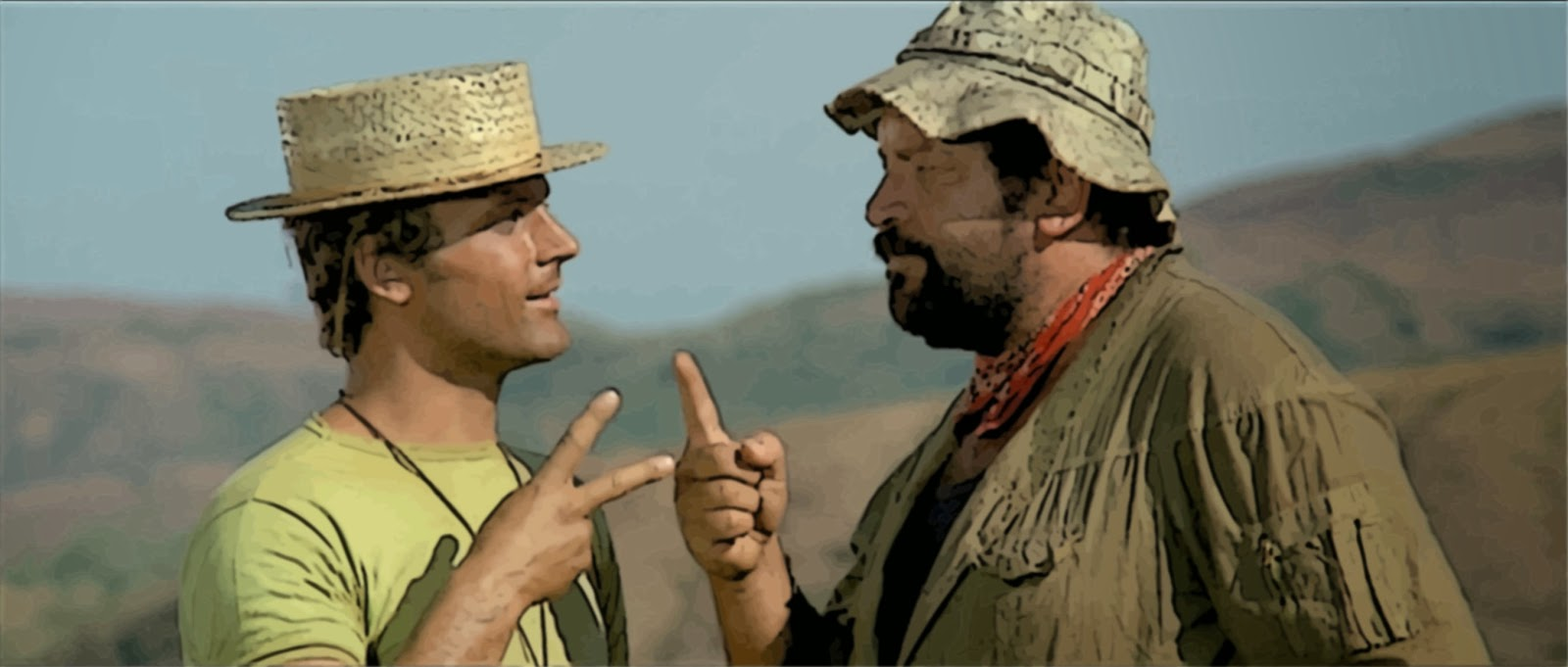 "Filmes Bud Spencer E Terence Hill Dublado throughout hqpress: bud spencer, da dupla ""trinity"", morre aos 86 anos"