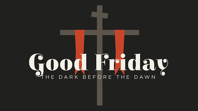 Good Friday banners