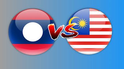 Live Streaming Laos vs Malaysia Kelayakan AFC B-23 24.3.2019