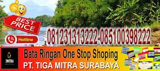 informasi dan pemesanan bata ringan di Kecamatan Wringinanom Kabupaten Gresik