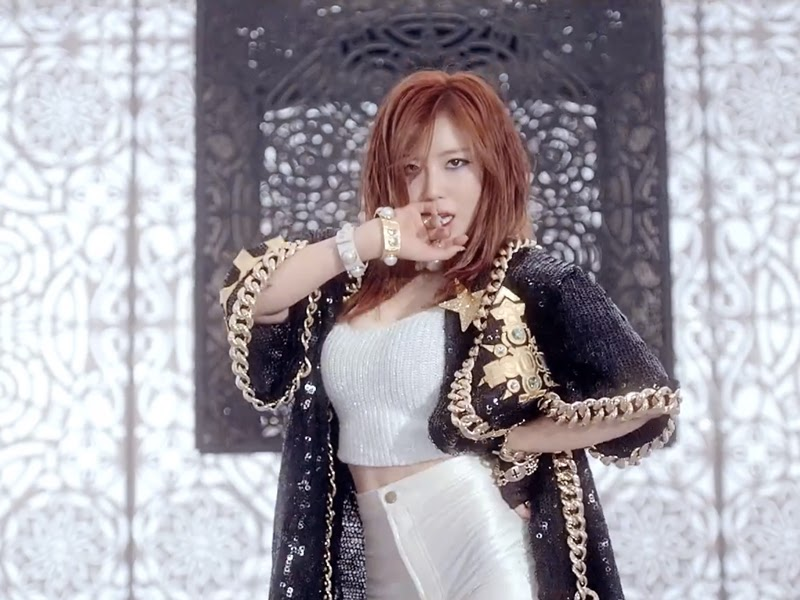 Hyoseong Goodnight Kiss