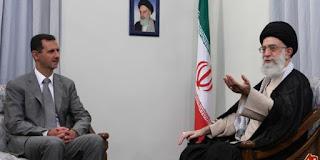 Bersama-sama Iran dan Suriah Capai Kesepakatan Ekonomi