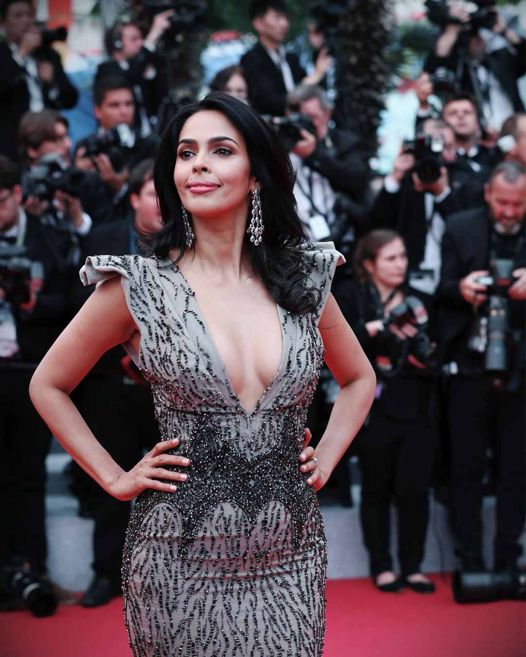 Mallika Sherawat Cannes 2019 HD Photos