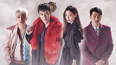 A Korean Odyssey, Hwayugi, Hwayuki, Korean Drama, Drama Korea, Korean Artist, Korean Style, Fantasy, Seram, Korean Drama Review, Hwayugi Review, Review By Miss Banu, Blog Miss Banu Story, 2018, My Favorite Drama, My Opinion, My Feeling, Bromance, Best Drama, A Korean Odyssey Cast, Pelakon Drama Korea A Korean Odyssey, Lee Seung Gi, Cha Seung Won, Oh Yeon Seo, Lee Hong Ki, Lee El, Kim Sung Oh, Yoon Bo Ra, Lee Se Young, Sung Hyuk, Song Jong Ho, One, Kim Ji Soo, Poster Drama A Korean Odyssey, TVN, Love and Fate, Drama Adaptasi, K - Drama,