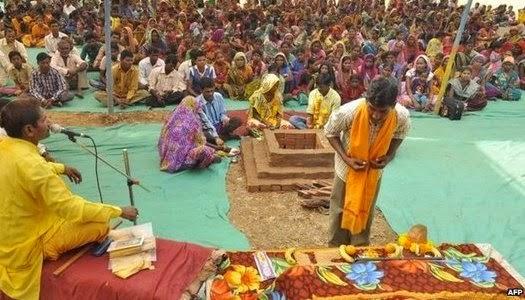 Persecución en la India: Cristianos forzados a convertirse al hinduismo