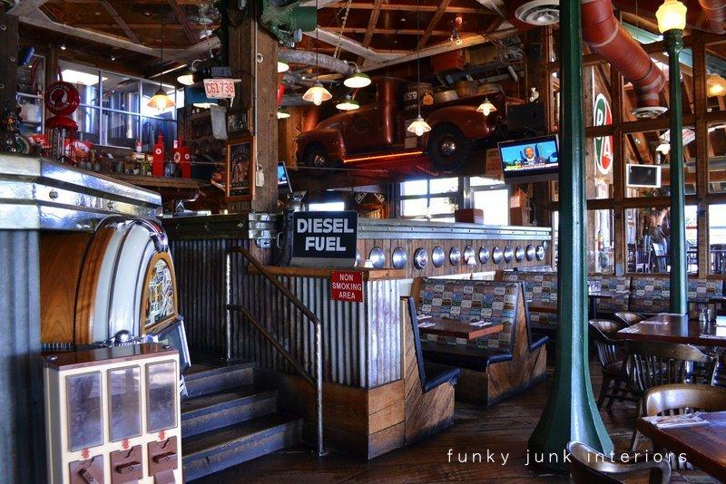 Junk Filled Pub Decorating You Won T Believe Mission