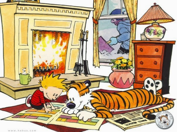 Dear Mr. Watterson Calvin and Hobbes