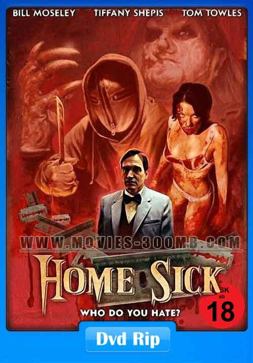 [18+] Home Sick 2007 480p DVDRip 300MB UnRated Poster