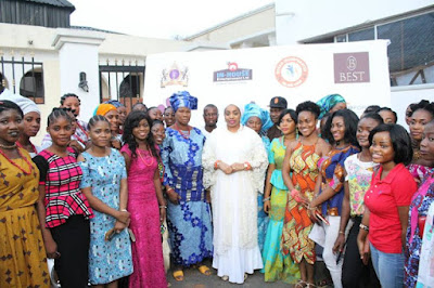 Moremi Ajasoro Beauty Pageant