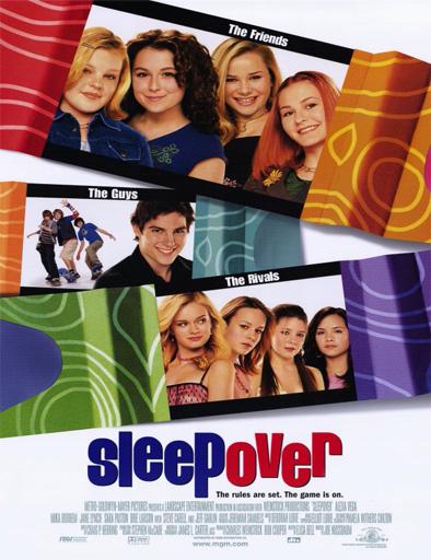 Ver Sleepover (2004) Online
