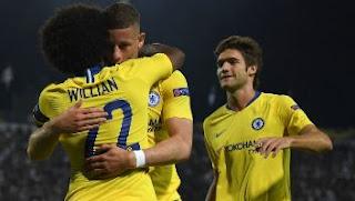PAOK vs Chelsea 0-1 Full Highlights Liga Europa.