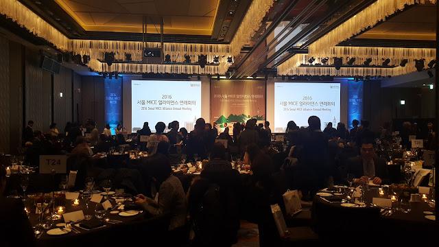 Seoul MICE Alliance Annual Conference - Seoul DMC Etourism