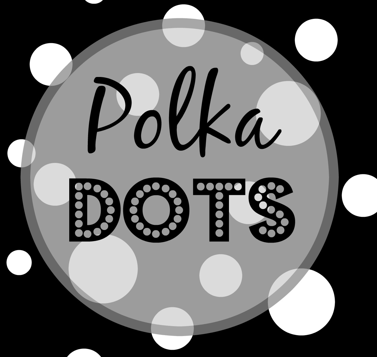 Polka dot pattern play the queen in between a great polka dot pattern can be so much fun tell me though am i the only one who knows how to spell polka but actually still pronounces it po ka altavistaventures Gallery