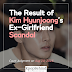 The Result of Kim Hyun Joong's Ex-Girlfriend Scandal