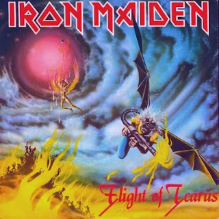 Iron Maiden - Flight Of Icarus (single)