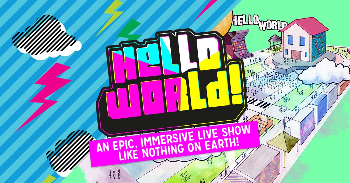 Hello World Live 2017