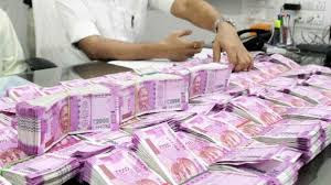 cash seized by enforcement directorate in a raid
