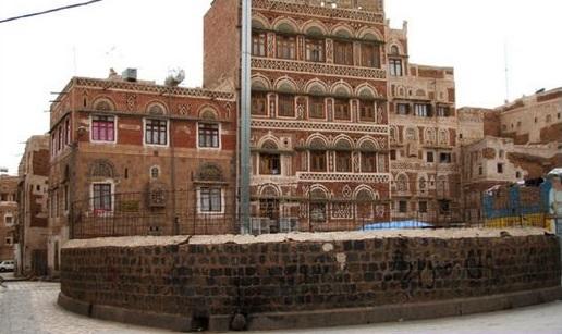 Gereja Al-Qulais (Cathedral-of-Abraha) masa kini.