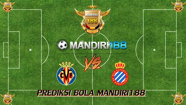 AGEN BOLA - Prediksi Villarreal vs RCD Espanyol 22 September 2017