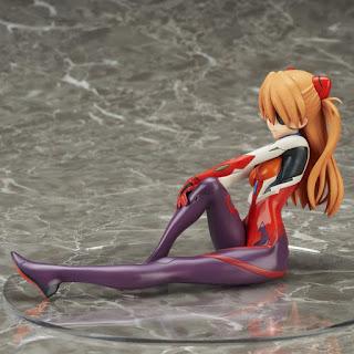 "Figuras: Imágenes y detalles de Asuka Plugsuit de ""Evangelion"" - Bell Fine"