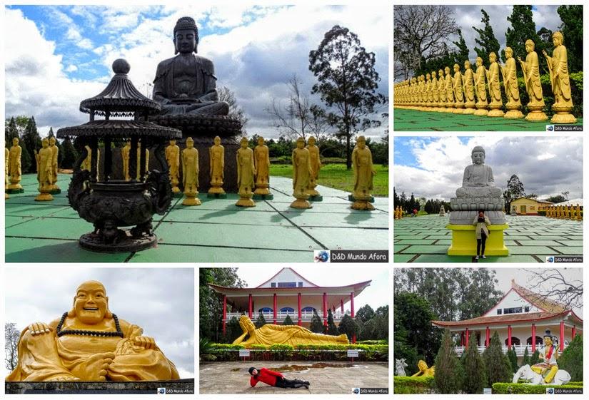 O que fazer em Foz do Iguaçu - templo budista