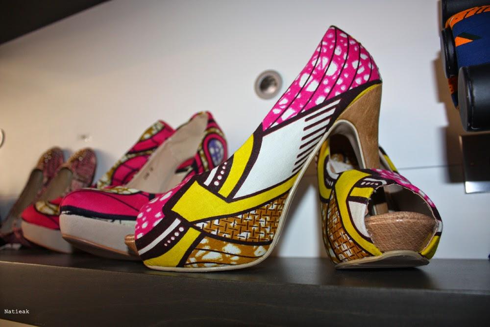 Mode chaussures Modalis salon de beauté Paris