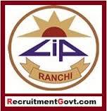 Central Institute of Psychiatry, (CIP) Ranchi logo