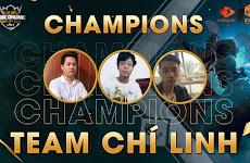 Team Lê Chí Linh - Team của những người chiến thắng