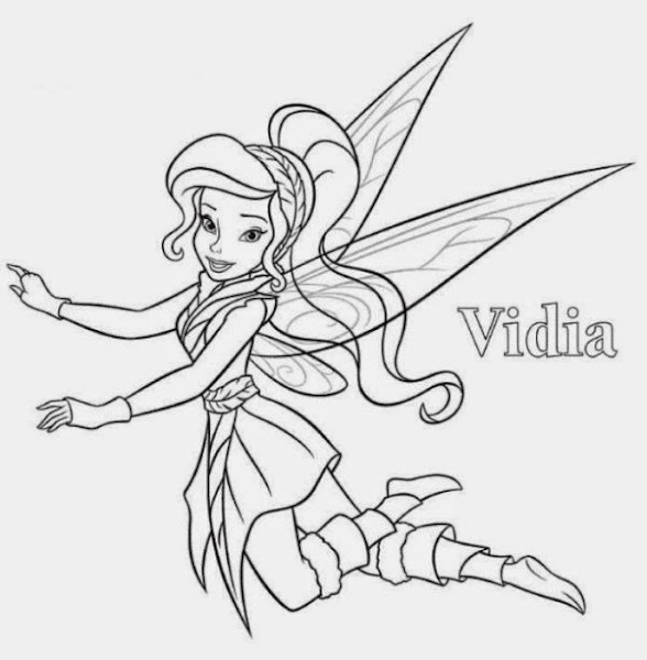 Disney fairies coloring pages fawn hall ~ Fawn Fairy Coloring Pages Disney – Colorings.net
