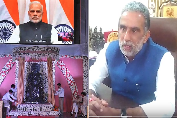 पढ़ें स्वास्थ्य के मुद्दे पर पलवल वालों से क्या बोले PM मोदी और उनके मंत्री कृष्ण