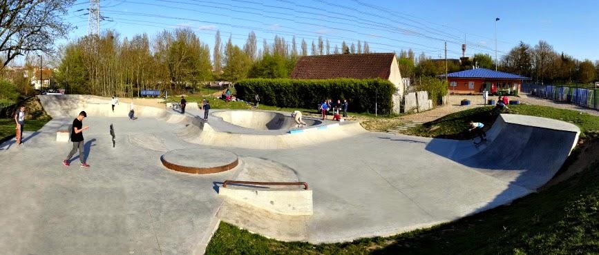 Skatepark Clamart