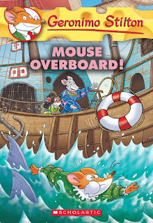 Geronimo Stilton: Mouse Overboard!