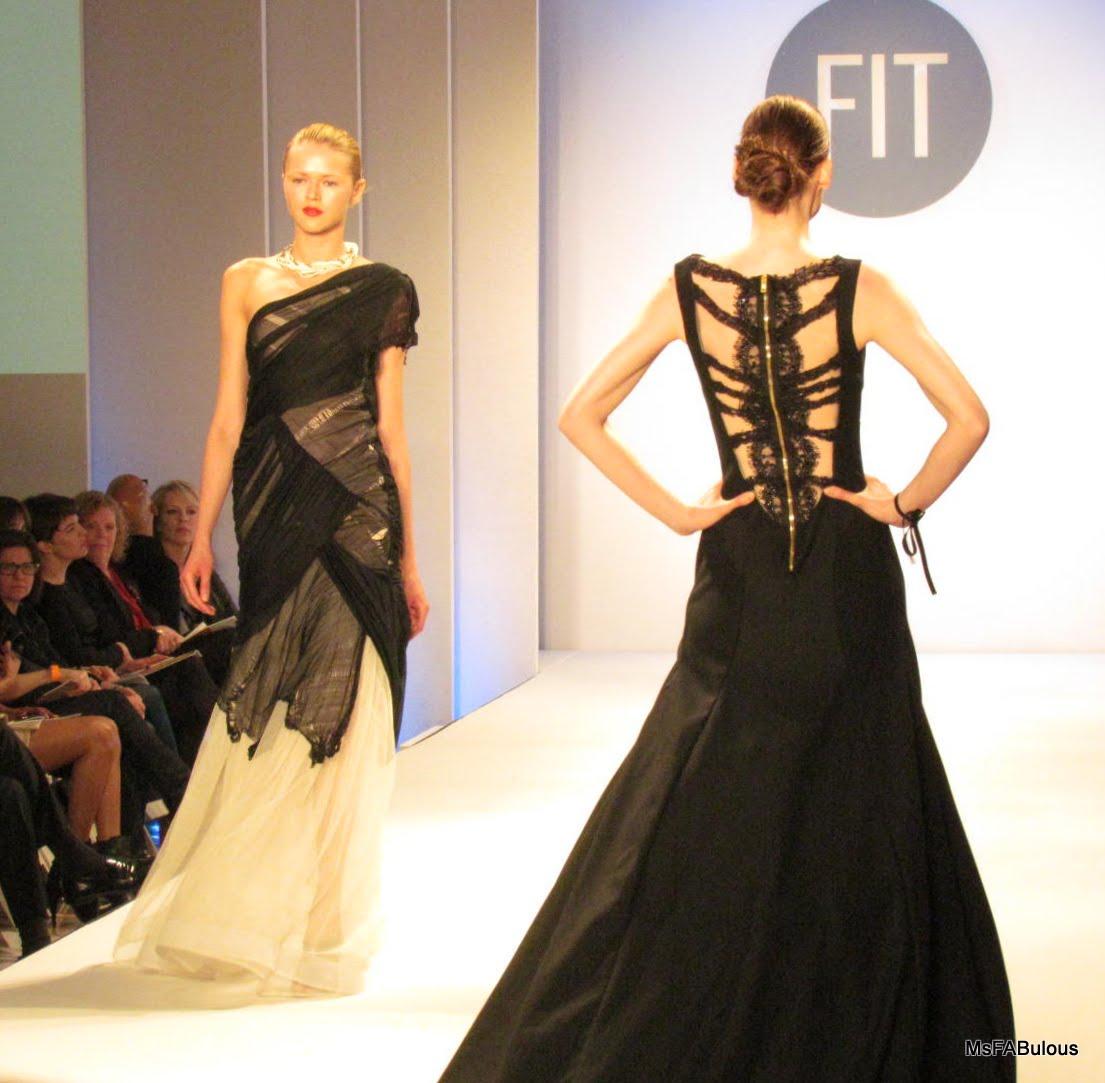 MS. FABULOUS: Fashion Institute Of Technology
