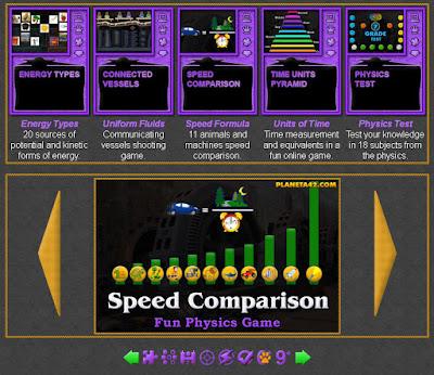 Физични Игри за 6 Клас Онлайн