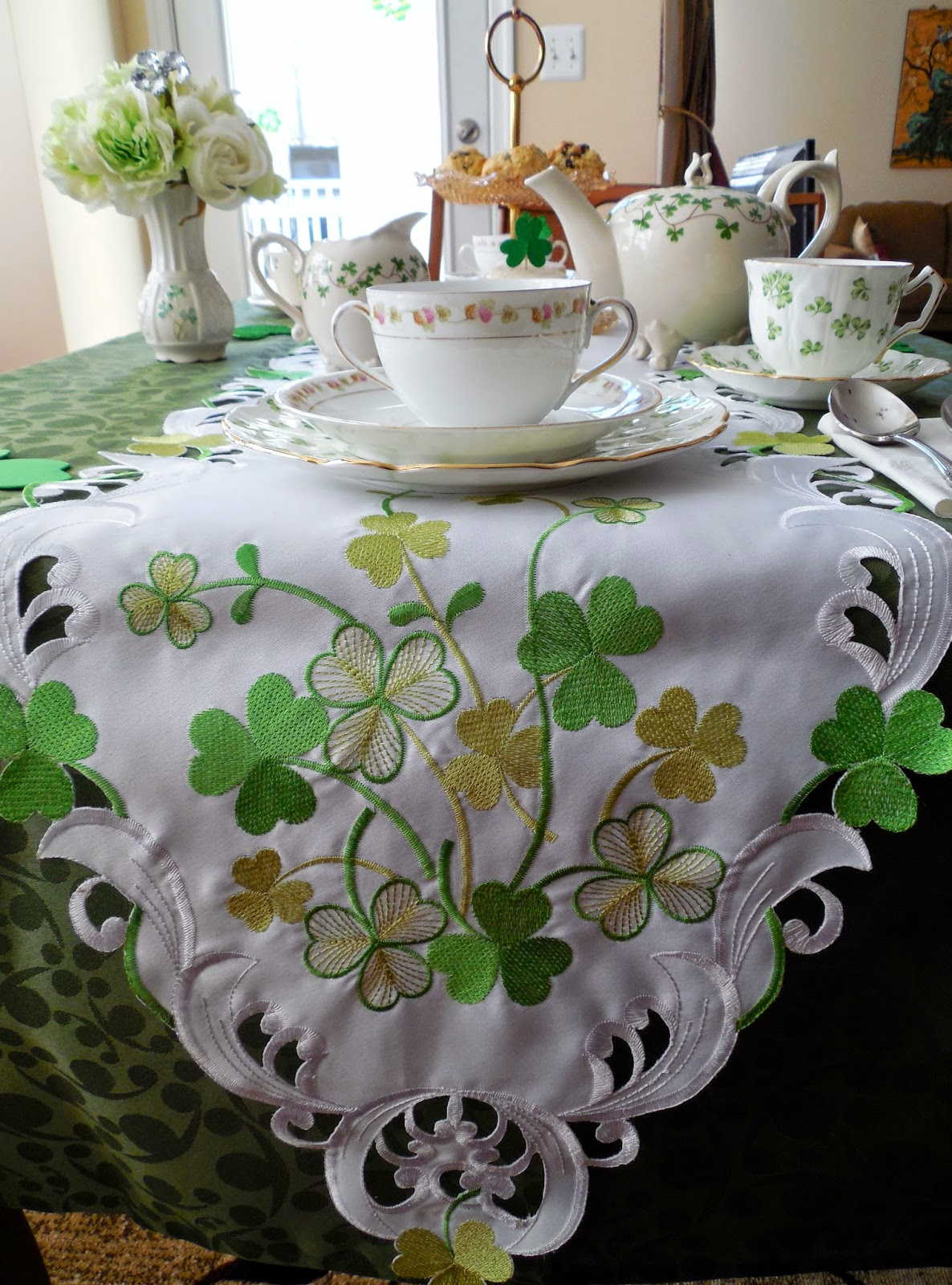 Teatime Journeys A Tea For St Patrick S Day